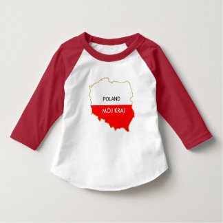 POLAND MY COUNTRY T-Shirt