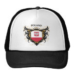 Poland [personalize] trucker hats