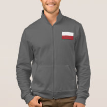 Poland Plain Flag Jacket