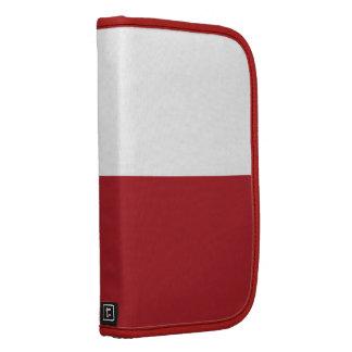 Poland Plain Flag Folio Planners