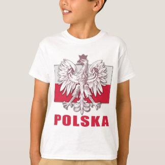 Poland Polska Coat of Arms T-Shirt
