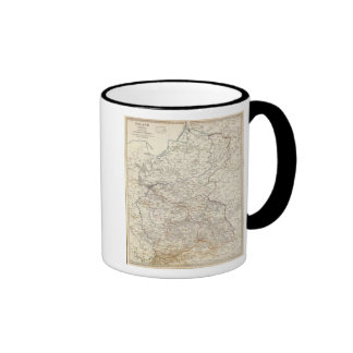 Poland Polska Coffee Mugs