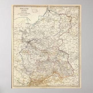 Poland Polska Print