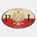 Poland Polska Sticker