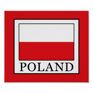 Poland Poster