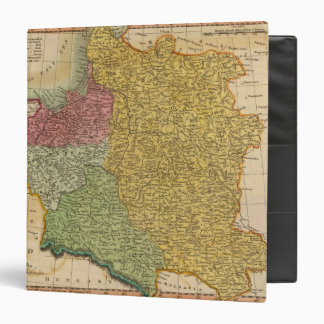 Poland, Prussia 3 Ring Binder