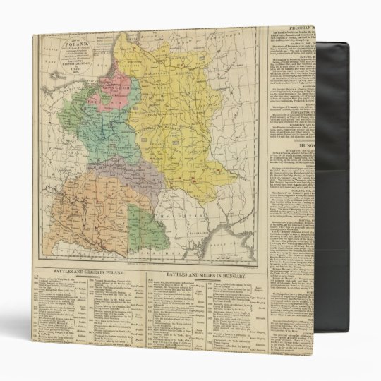 Poland, Prussia, and Hungary Binder