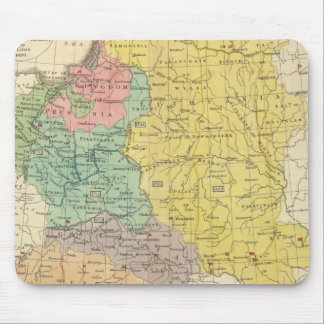 Poland, Prussia, and Hungary Mouse Pad