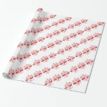 Poland Red Eagles Gift Wrapping Paper