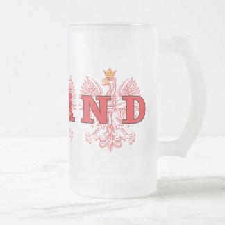 Poland Red Eagles Mug