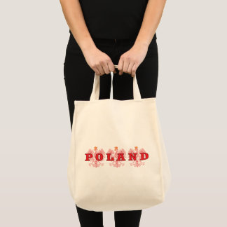 Poland Red Eagles Tote Bag