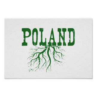 Poland Roots Poster