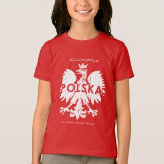 Poland Rzeczpospolita Polska Polish Eagle Symbol T-Shirt