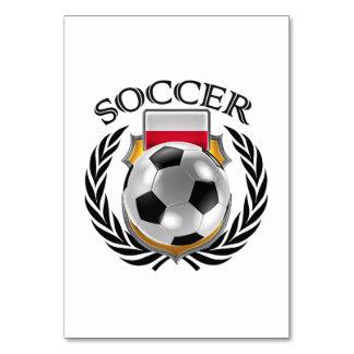 Poland Soccer 2016 Fan Gear Card