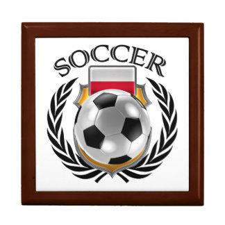 Poland Soccer 2016 Fan Gear Gift Box