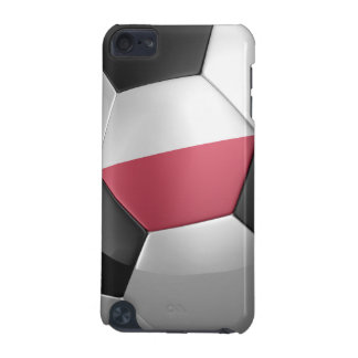 Poland Soccer Ball iPod Touch 5G Cases