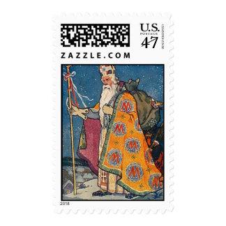 Poland St Nicholas Stamp