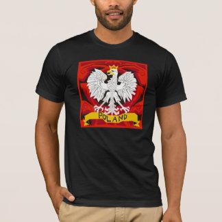 Poland Stylized Eagle T-Shirt