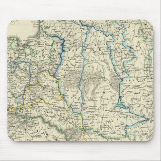 Poland until his downfall in 1795 mouse pad
