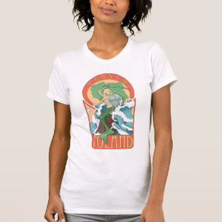 Poland Warsaw Mermaid T-Shirt