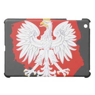 Poland White Eagle  Case For The iPad Mini