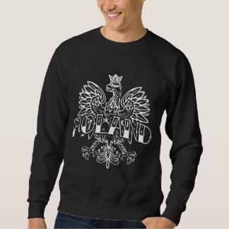 Poland White Eagle Ink Sweatshirt