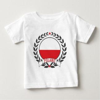 Poland Wreath Baby T-Shirt