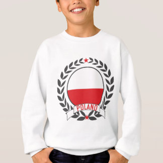 Poland Wreath Sweatshirt