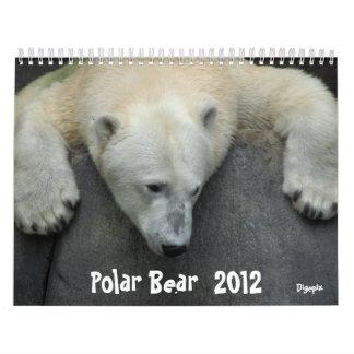 Polar Bear 2012 Calendar