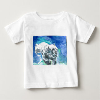 polar bear 2 baby T-Shirt