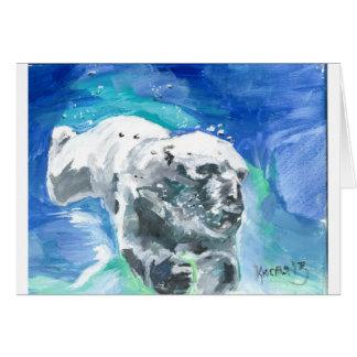 polar bear 2 card