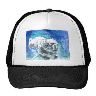 polar bear 2 hat