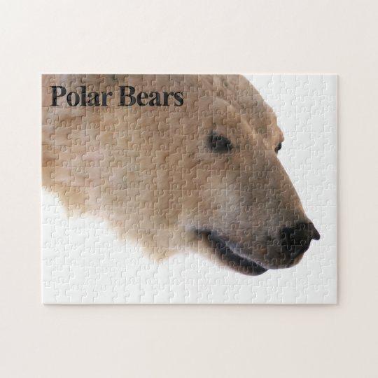 Polar Bear 2 Jigsaw Puzzle