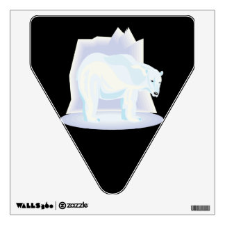 Polar Bear 2 Wall Sticker