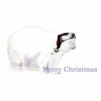 Polar Bear Acrylic Cut Outs