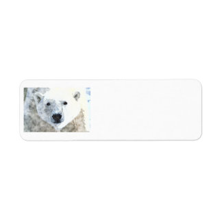 POLAR BEAR Address Labels