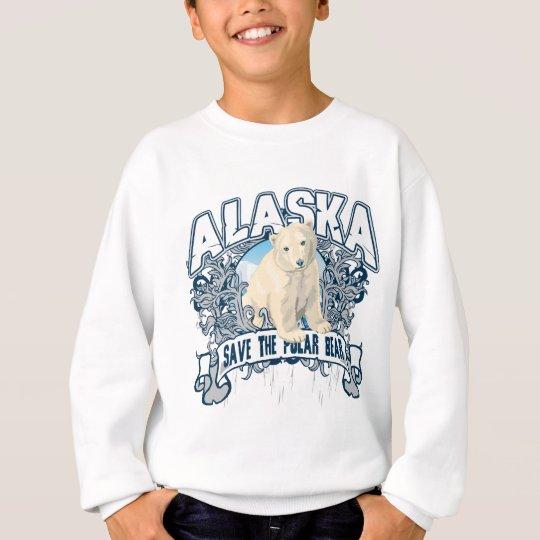 Polar Bear Alaska Sweatshirt