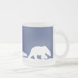 Polar Bear and Cub Mugs