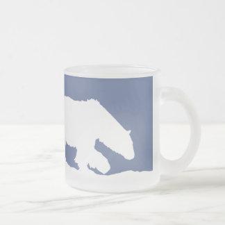 Polar Bear and Cub Mug