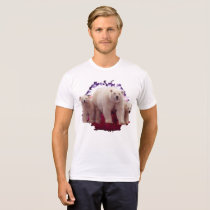 polar bear and cubs T-Shirt