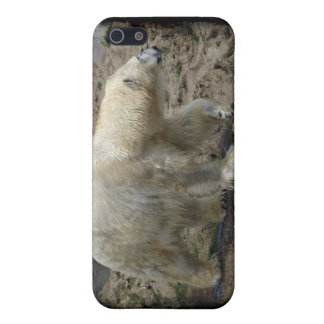 Polar Bear Arctic Animal Bear-lover Cover For iPhone SE/5/5s