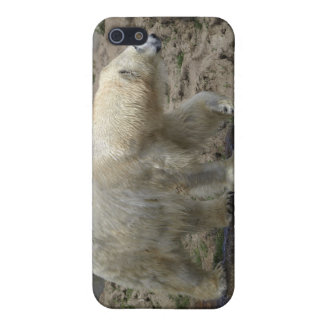 Polar Bear Arctic Animal Bear-lover iPhone SE/5/5s Cover
