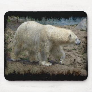 Polar Bear Arctic Animal Bear-lover Mousepad
