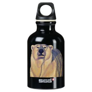 Polar Bear Art Bear Art Sport Bottle SIGG Traveler 0.3L Water Bottle
