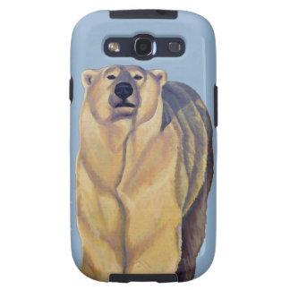Polar Bear Art Galaxy Case Bear Bears Gifts Samsung Galaxy SIII Cases