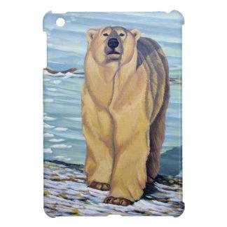 Polar Bear Art iPad Case Bear Art iPad Mini Case