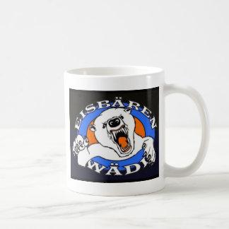 Polar bear article coffee mug