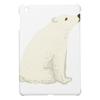 Polar Bear As A National Canadian Culture Symbol iPad Mini Cases