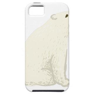 Polar Bear As A National Canadian Culture Symbol iPhone SE/5/5s Case