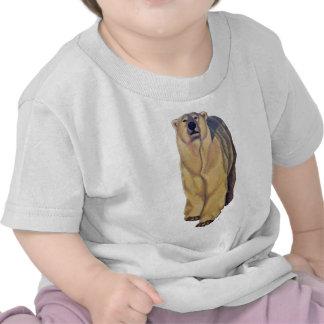 Polar Bear Baby Shirt Polar Bear Baby T-shirt